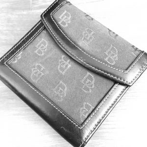 Vintage Rooney and Bourke wallet