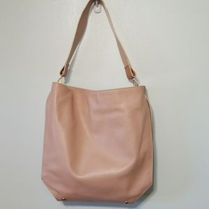 Vittoria Napoli leather shoulder bag