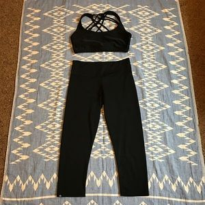Onzie Workout Outfit