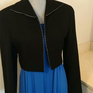 Black Bolero style jacket