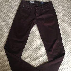 """AG """"the stilt"""" jeans"""