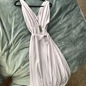 Lovers Friends Dresses Lovers And Friends Leah Gown In Lavender