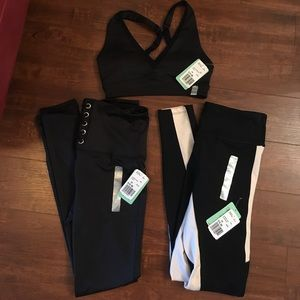 SALE🔥 NWT size XS workout clothes !