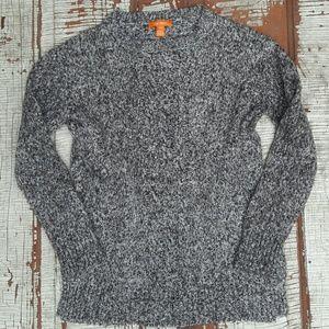 Joe Fresh knit long sweater Brown medium