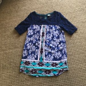 "Anthropologie blouse ""Akemi and Kin"" size M"