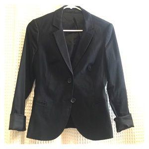 Classic black blazer