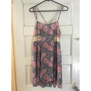 Free People Intimately Floral Slip Dress
