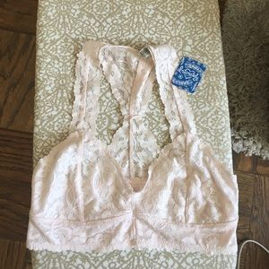 Brand new with tag Free People Bralette