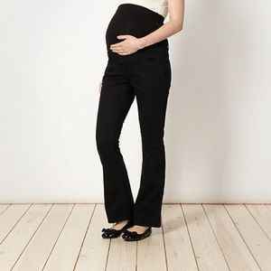 Pants - Oh Baby Full Band Maternity Trousers