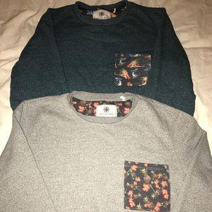 Unisex sweatshirts size Small and medium