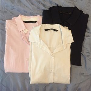 Zara Dress Shirts