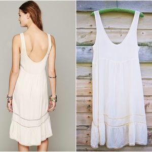 d5676fefe1dc0 Free People Intimates & Sleepwear - Free People Parisian Slip Dress in  French Vanilla