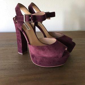 Steve Madden Jillyy platform heels