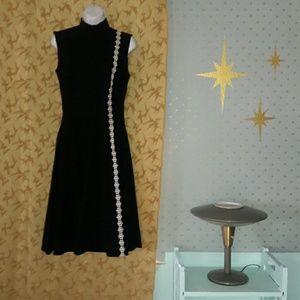 Beautiful vintage 50's dress!