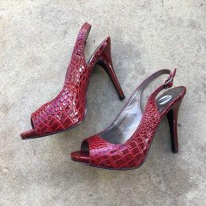 Carlos women's heels 👠