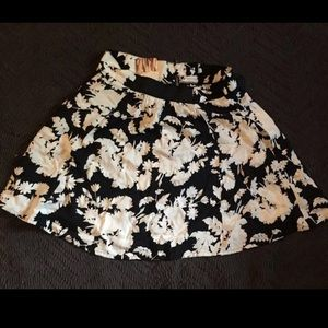 Urban outfitters pins and needles skater skirt