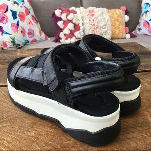 1848077b23e Teva Shoes - 🔥HP🔥NWOT Teva Zamora Platform Slingback Sandal