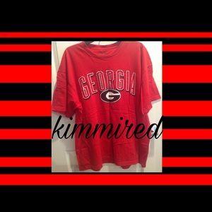 Mens Champs Georgia Bulldogs Tee/Shirt ~ XXL