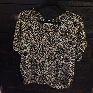 Nordstrom Lush size med blouse