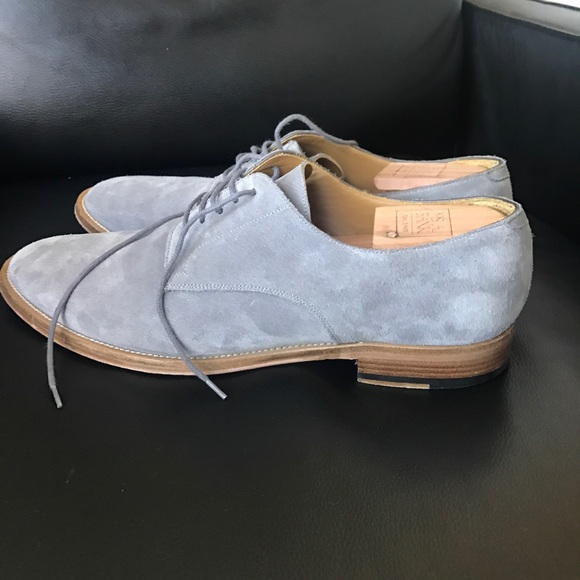 Italy Suede Shoes