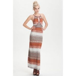 FREE PEOPLE all day long ribbed maxi