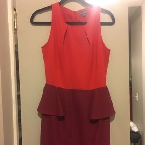 Tinley Road size small red dress