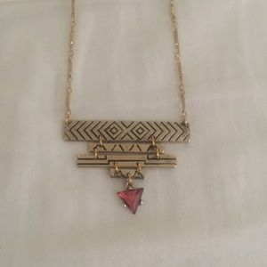 Jewelmint Tribal inspired necklace