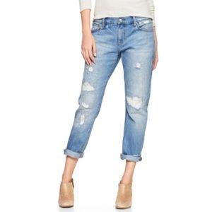 GAP Sexy Boyfriend Jeans