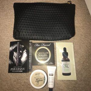Beauty glam bag