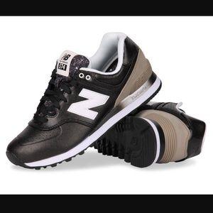 $80 New Balance 574 Gradient sneakers