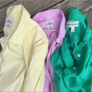 Save $$!! ✨! Bundle of J. Crew Button Down Shirts!