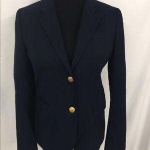 J Crew navy schoolboy blazer 4