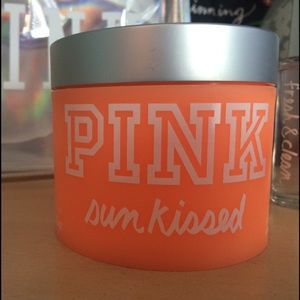 Pink Bundle! Body butter and bag!