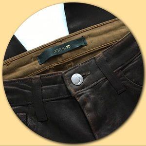 Joe's Jeans 💕Faux Leather Jean💕