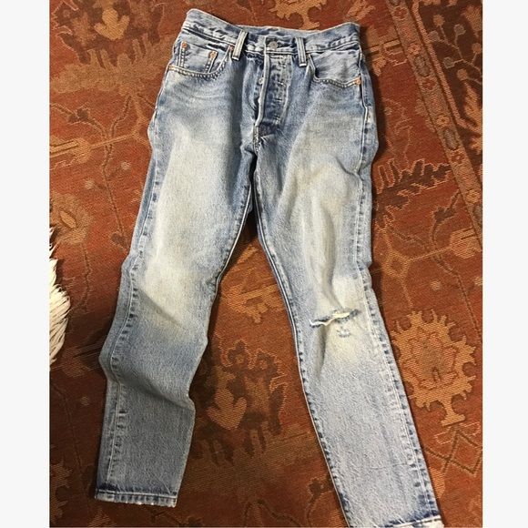 119a204d856a Levi s Denim - Levis 501 skinny in summer dune