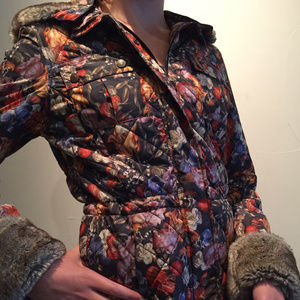 Oilily Woman's Quilted Jacket