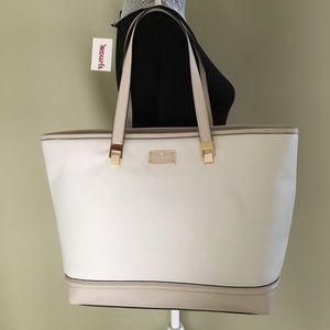 NWT Kate Spade Oliver Street Tote Bag