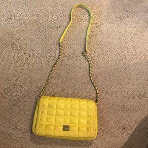 Kate Spade Yellow Crossbody bag