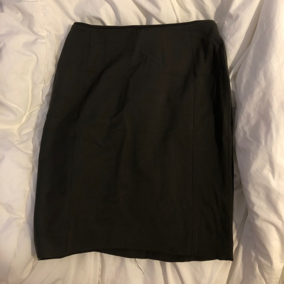 H&M Dresses & Skirts - Army Green Pencil Skirt