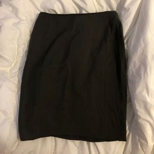 H&M Skirts - Army Green Pencil Skirt
