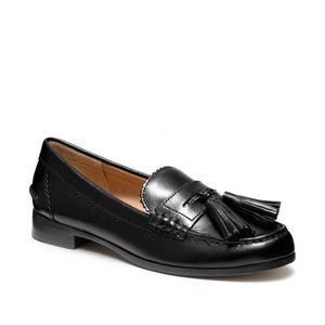 Authentic Coach Haydee loafers
