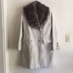 Merona Fur Winter Coat