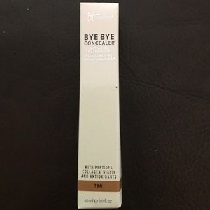 It cosmetics bye bye concealer in tan