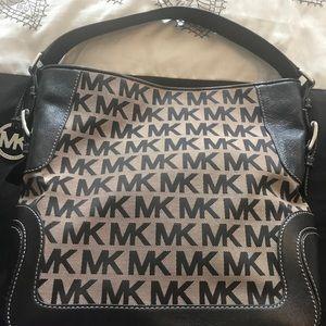 Michael Kors purse and wallet combo