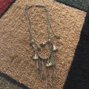 Boutique fashion necklace