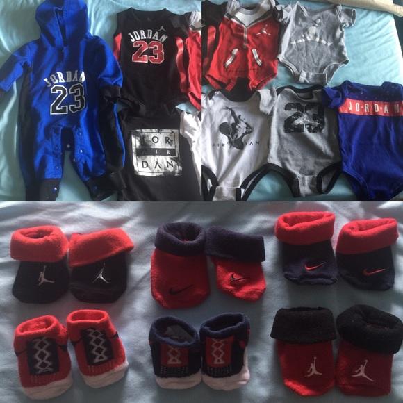 d5b6e5abef2 Jordan Matching Sets | Baby Boy Air Bundle 06 Months | Poshmark