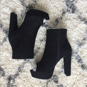 Black Beauty Booties (NW)