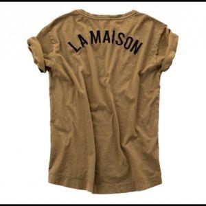 "Zara ""La Maison"" tee"