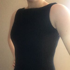 Excellent condition Ralph Lauren LBD with shimmer!