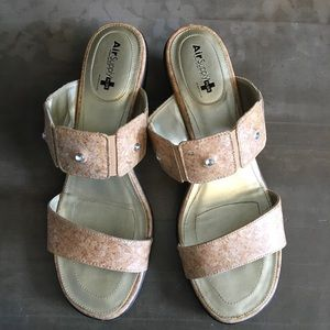 Air Supply Plus Sandals sz 9w